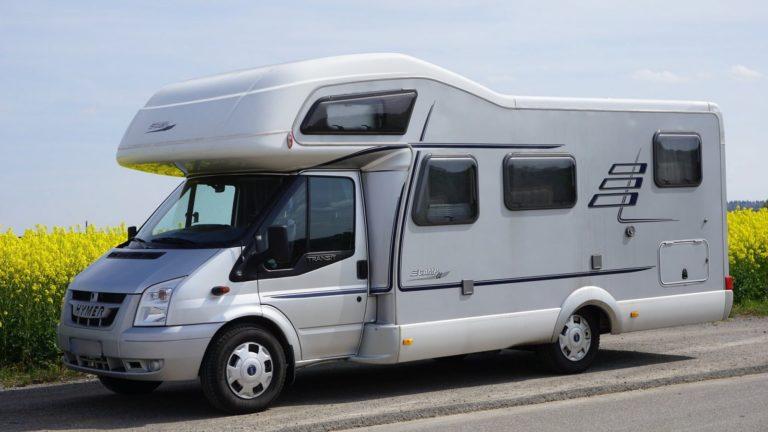 camping car tout confort